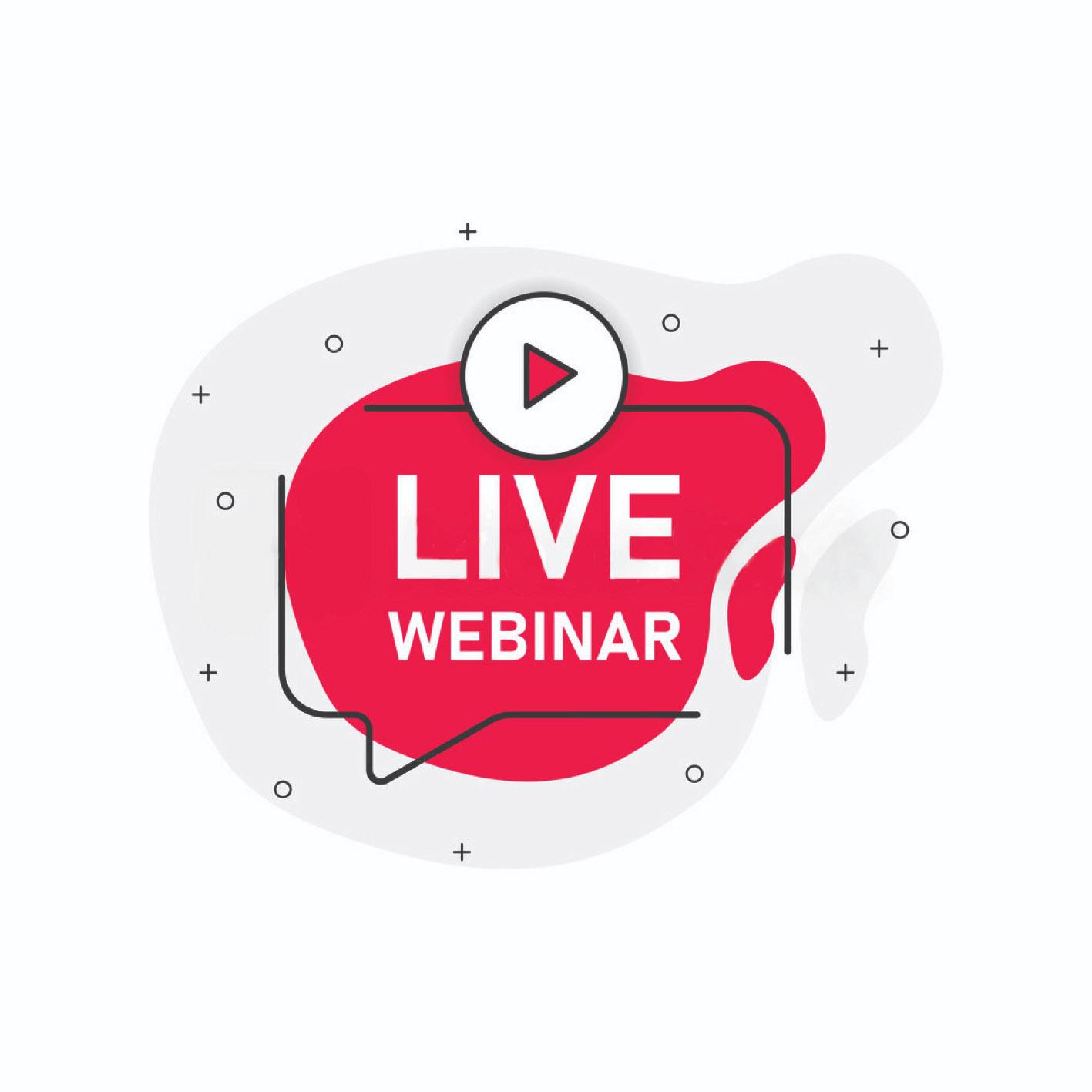 live webenar